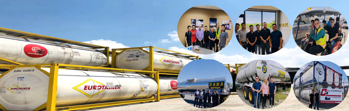 Crossover Visited Some U.S.A. Local Depots To Discuss Future Cooperation.